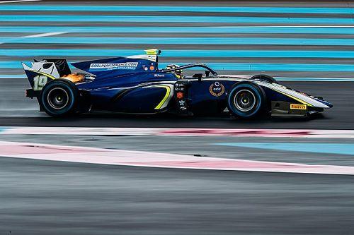 Норрис стал быстрейшим в первый день тестов Ф2