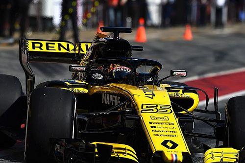 Sainz úgy érzi, a Renault ma hatalmas lépést tett meg