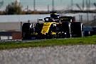 Fotogallery: la Renault R.S.18 nei Test 2 di F.1 a Barcellona