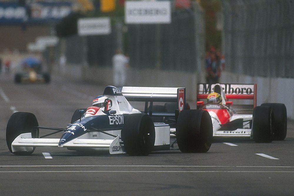 Phoenix 1990: quand Jean Alesi tint tête à Ayrton Senna