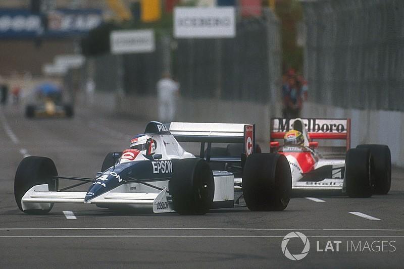 Diaporama - Phoenix 1990, quand Alesi tint tête à Senna