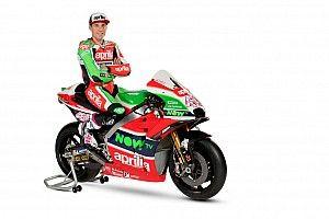 Aprilia: Aleix Espargaro träumt von Platz fünf in der Fahrerwertung