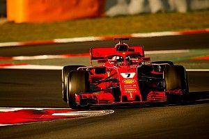 Tes Barcelona II: Raikkonen dan Ferrari tercepat di hari terakhir