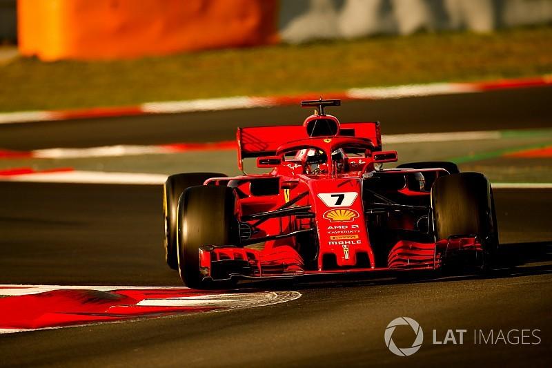 """Räikkönen: La Ferrari pourrait aller plus vite """"si nous le voulions"""""""