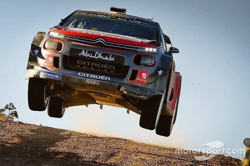 Fotogallery: il grande rientro di Loeb nel WRC al Rally del Messico