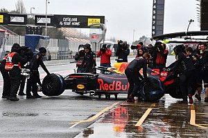Команды Ф1 задумались о сокращении тестов в 2019 году