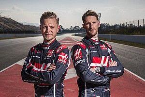 Officiel - Grosjean et Magnussen chez Haas en 2019