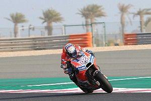 Ducati beim Katar-Test schnell: Dovizioso happy, Lorenzo grübelt