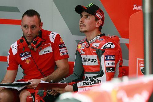 """Lorenzo: Son Ducati şasisi Katar'da """"işe yaramadı"""""""