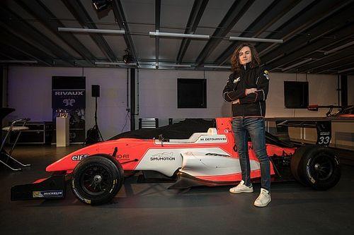 MP Motorsport met Max Defourny in FR2.0 Eurocup