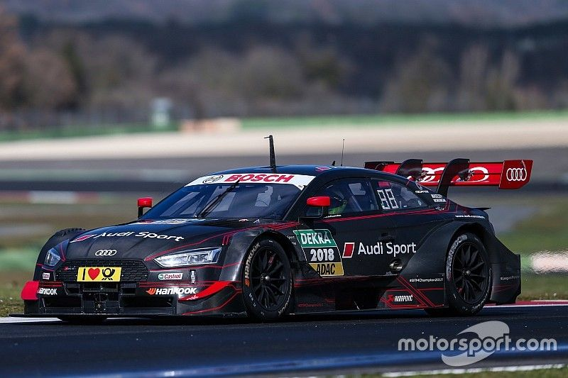 """Audi admits """"disadvantage"""" with new DTM rules"""