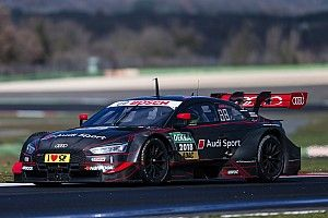 "Audi admits ""disadvantage"" with new DTM rules"