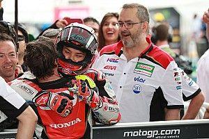 中上貴晶13位。MotoGP最高峰クラス初入賞「さらに大きく前進したい」