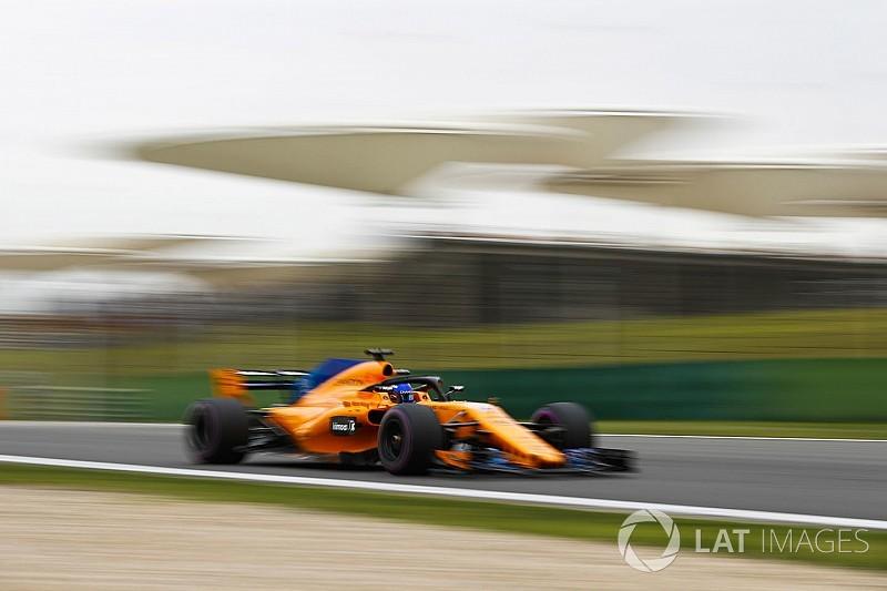 McLaren проведет эксперимент для повышения скорости на прямых