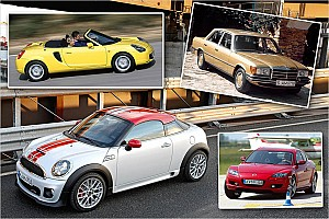 Automotive News Die coolsten Autos unter 10.000 Euro