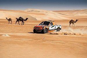 رالي أبوظبي الصحراوي: بروكوب وكوينتانيلا يقتربان من التتويج