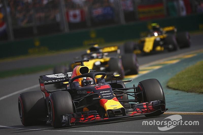 Renault-coureurs gaan Red Bull niet missen als benchmark