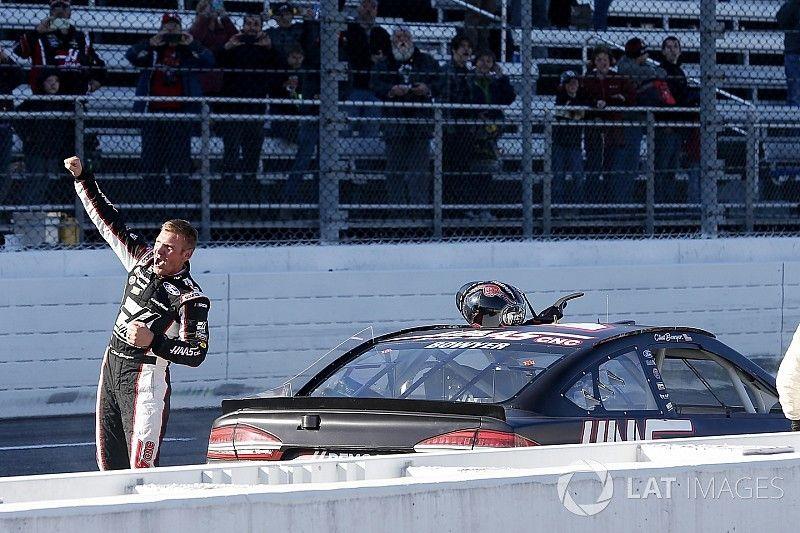Equipo Stewart-Haas Racing estará de celebración