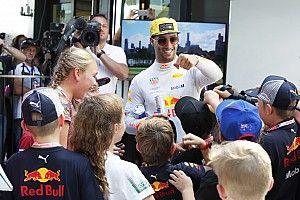 Grid girls hilang, Ricciardo ungkap momen lucu grid kids
