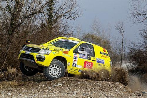 Suzuki parte alla grande nel Tricolore Cross Country con Codecà