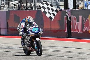 Moto3 points leader set for KTM Moto2 move