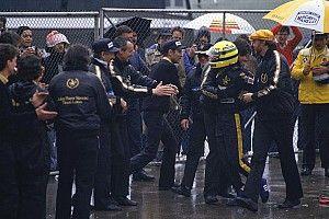 34 éve ezen a napon Senna megszerzi az első F1-es győzelmét