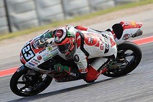 Moto3 Jerez: Antonelli met afstand snelste in tweede training