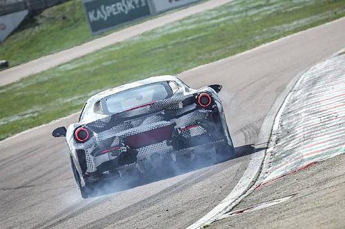 Vídeo: cazado en Maranello el futuro híbrido de Ferrari