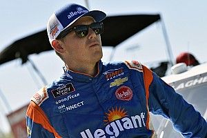 Spencer Gallagher to step away from NASCAR competition