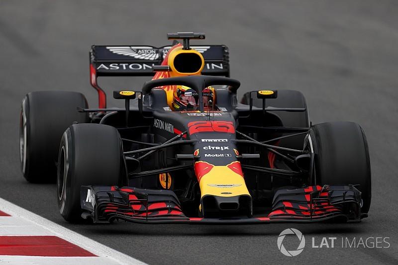Dennis, Red Bull'la ilk sürüşünden mutlu ayrıldı
