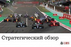 Стратегический анализ Джеймса Аллена: Гран При Испании