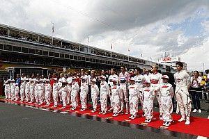 Положение в чемпионате после Гран При Испании