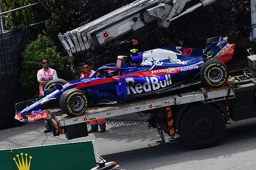 """Un """"frustrante"""" GP de España ocultó las mejoras de Honda"""