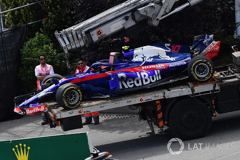 """Honda: """"Vooruitgang gemaskeerd door frustrerende race in Spanje"""""""
