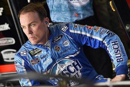 Kevin Harvick fastest in very short All-Star Race practice