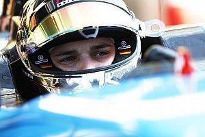 Beckmann debutta in Trident col miglior tempo nelle Libere dell'Hungaroring