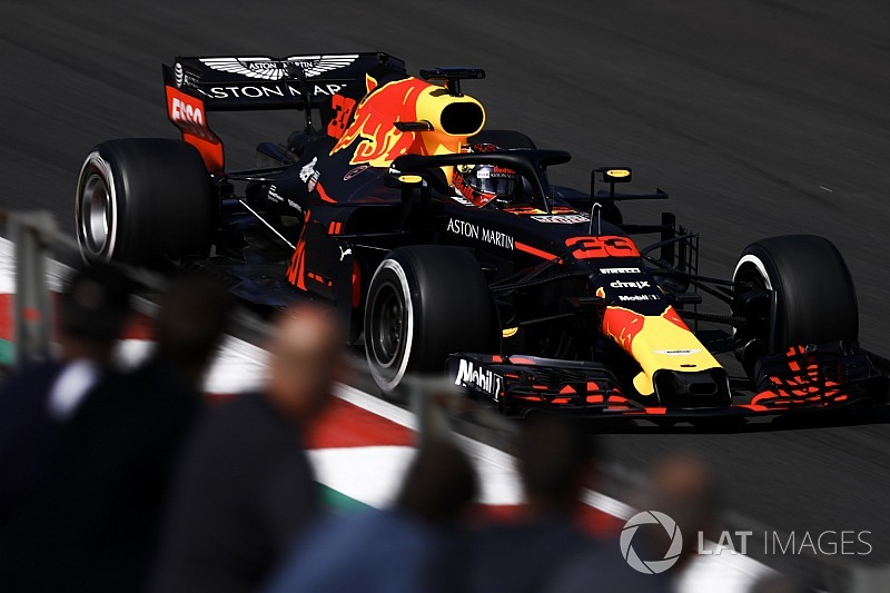"""Qualifying weakness puts """"too much pressure"""" on Red Bull duo"""