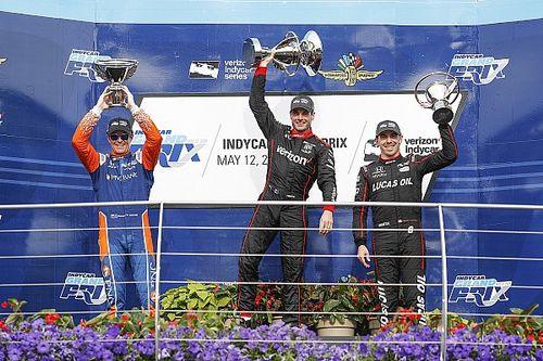 Le point IndyCar - Power était le plus fort à Indianapolis