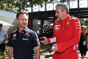 Formel 1 News Wegen FIA-Mann: Ferrari und Red Bull zanken in Pressekonferenz