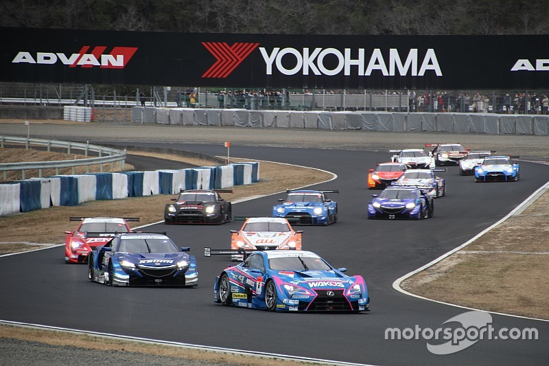 Super GT unveils eight-round 2019 calendar