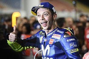 """Rossi: """"trataremos de no hacer carreras de mierda como el año pasado"""""""
