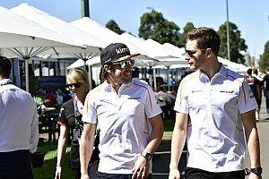 "Alonso over Vandoorne: ""Stoffel wordt dit jaar nog sterker"""