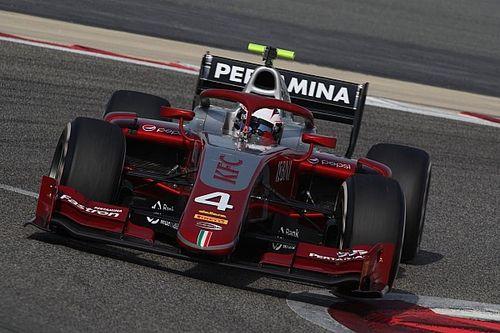 دي فريز الأسرع في اليوم الأوّل من تجارب الفورمولا 2 في البحرين