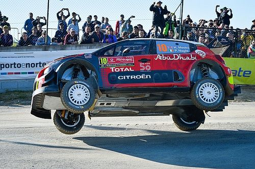 Мика уволили из Citroen за «чрезмерно высокое» количество аварий