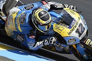 Fotogallery : Thomas Lüthi nel Gran Premio di Francia
