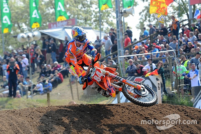 Quinta pole position consecutiva per Jeffrey Herlings in Germania