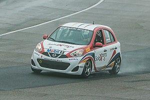Bédard takes victory in Nissan Micra season opener