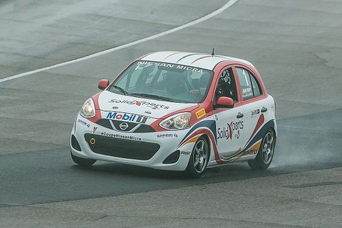 Bédard takes victory in Nissan Micra season opener