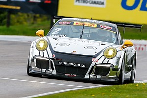 CTCC - Perfect weekend for Étienne Borgeat at CTMP