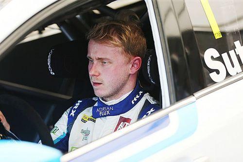 Croft BTCC: Sutton leads Subaru 1-2 in qualifying